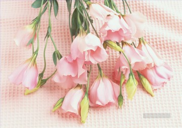rps050 custom from photo flower Oil Paintings