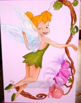 Tinkerbell Painting for Sale