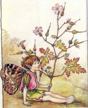 Fairy Painting - fairy 6 for kid
