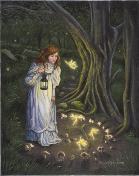 Fairy Painting - Fairy Ring ovelace for kid