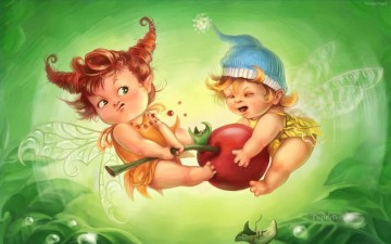 Fairy Painting - fairy 5 for kid