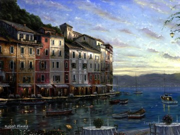 Christmas Painting - Portofino kids