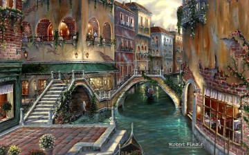 Christmas Painting - Venice Romance Robert Final kids