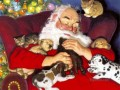 XS023 kids Christmas Santa Claus