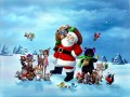 XS024 kids Christmas Santa Claus