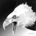 Eagle Painting from Photos to Art