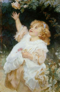 Lovely Art - Lovely Little Girl 4 impressionism