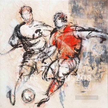 fsp0003C impressionism oil painting sport Oil Paintings
