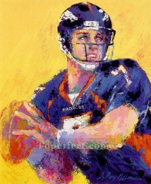 fsp0015C impressionism oil painting sport Oil Paintings