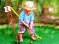 Little Golfer