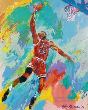 basketball 20 impressionists Oil Paintings