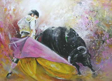 corrida impressionists Oil Paintings