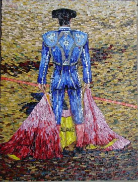 corrida textile impressionist Oil Paintings