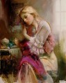 Pino Daeni 16 beautiful woman lady