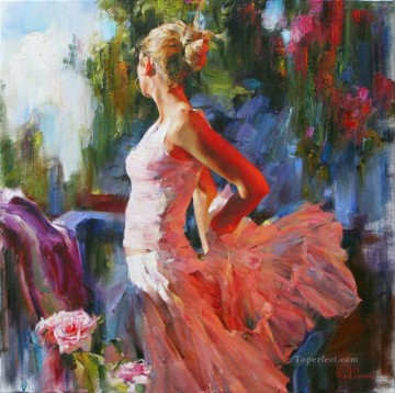 Women Painting - Pretty Girl MIG 53 Impressionist