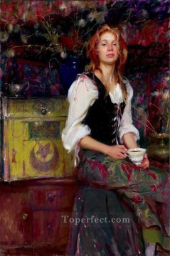 coffee DFG Impressionist Oil Paintings