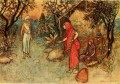 Warwick Goble Falk Tales of Bengal 04 India
