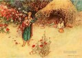 Warwick Goble Falk Tales of Bengal 05 India