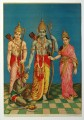 Ram Laxman Sita and Hanuman from India
