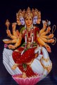 Goddess Gayatri from India