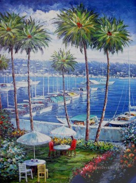 Mediterranean 27 Oil Paintings
