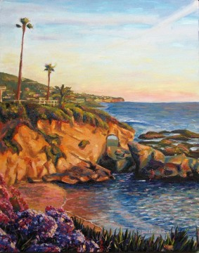 Laguna Beach Oil Paintings