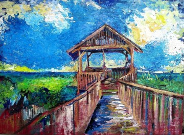 Ocean Isle Dream Oil Paintings