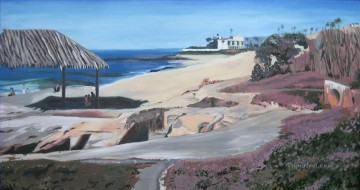 sea beach Oil Paintings