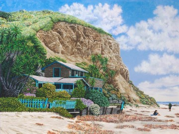 Crystal Cove Oil Paintings