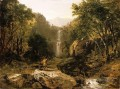Catskill Mountain Scenery John Frederick Kensett Landscapes brook