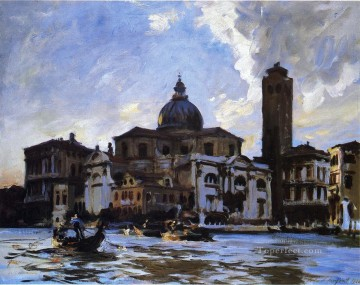 Palazzo Labia John Singer Sargent Venice Oil Paintings