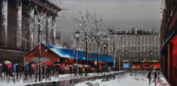 Other Urban Cityscapes Painting - KG Place de la Madeleine