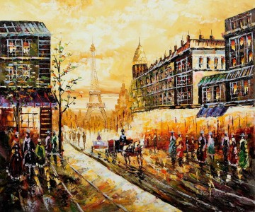 Antonello Paris Oil Paintings
