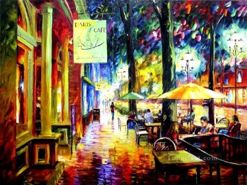 Paris Painting - Para inspirar As cores de Leonid Paris