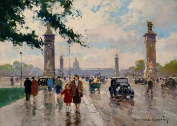 EC pont alexander iii 1 Paris Oil Paintings