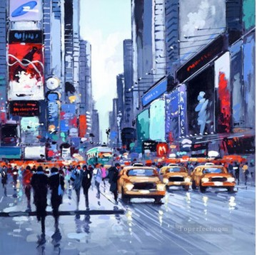 london paris new york Oil Paintings
