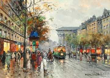 AB boulevard de la madeleine 9 Paris Oil Paintings