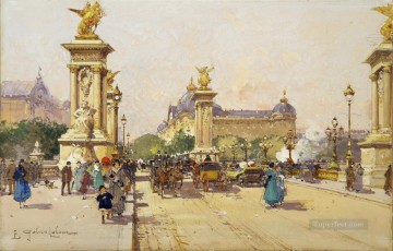 Petit Palais Eugene Galien Parisian Oil Paintings