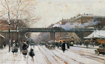 laloue paris Oil Paintings