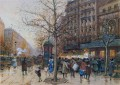 Paris scenes 12 Eugene Galien