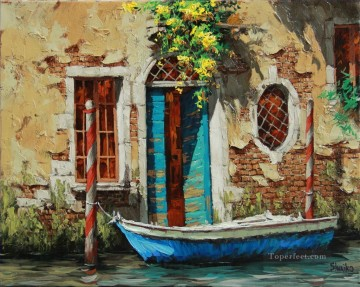 YXJ180aB Venice scenes Oil Paintings