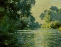 Arm of the Seine at Giverny Claude Monet Landscape