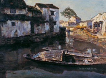 Landscapes from China Painting - Watertown Landscapes from China