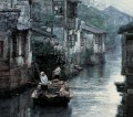Yangtze River Delta Water Country 1984 Landscapes from China