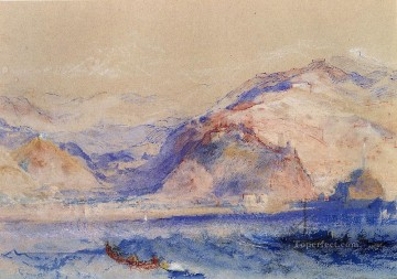 william - Genda Romantic landscape Joseph Mallord William Turner Mountain