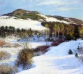 Cornish Hills scenery Willard Leroy Metcalf Mountain