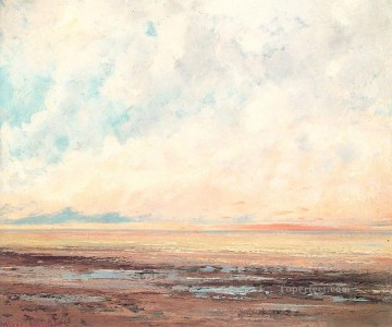 Courbet Art - Marine CGF landscape Gustave Courbet