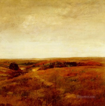william - October impressionism William Merritt Chase scenery
