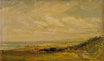 Shore Painting - Shoreham Bay Romantic landscape John Constable