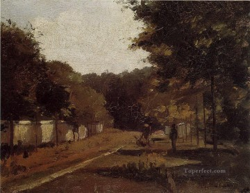 landscape varenne saint hilaire Camille Pissarro Oil Paintings